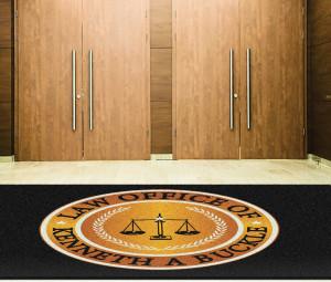 Law Office Entrance Mats