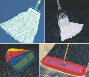 Commercial Wet Mops