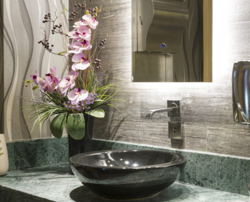 commercial bathroom ideas